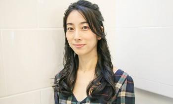 女子会や授業参観に! 30代からのおしとやかヘアアレンジ ~ロング編~