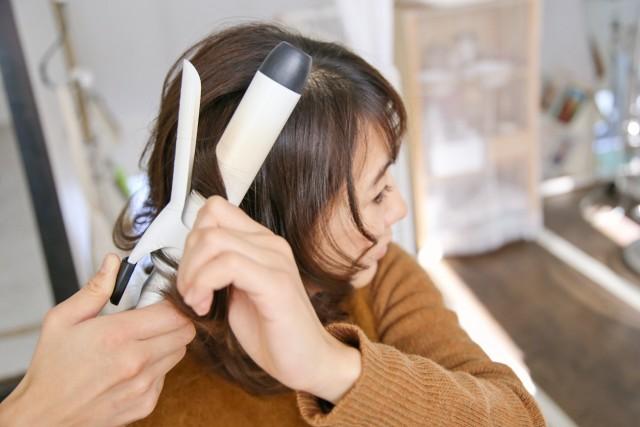 ひし形シルエットの髪型_4