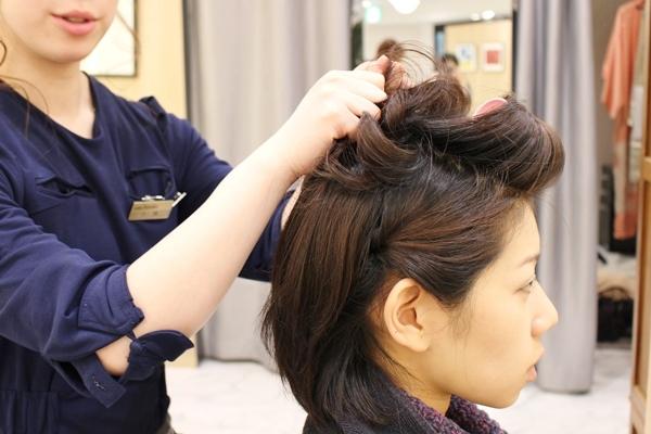 ショートヘアのヘアアレンジ_3