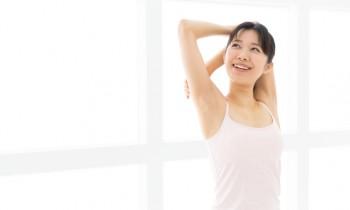 30代・40代必見! 基礎代謝を上げて太りにくい体をつくるストレッチ