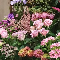 花を飾って癒されたい! 花屋さんに聞いた、簡単フラワーライフ♪
