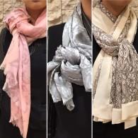 巻き方次第で印象が変わる!寒い季節マストのスカーフ&ストール術