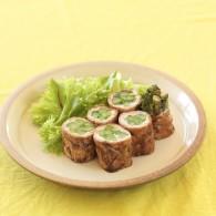 【冬の乾きを美味しく乗り切るレシピ】菜の花の豚肉ロール