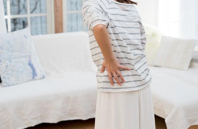 日本人の3人に1人が悩んでいる! セルフケアでの腰痛解消テク