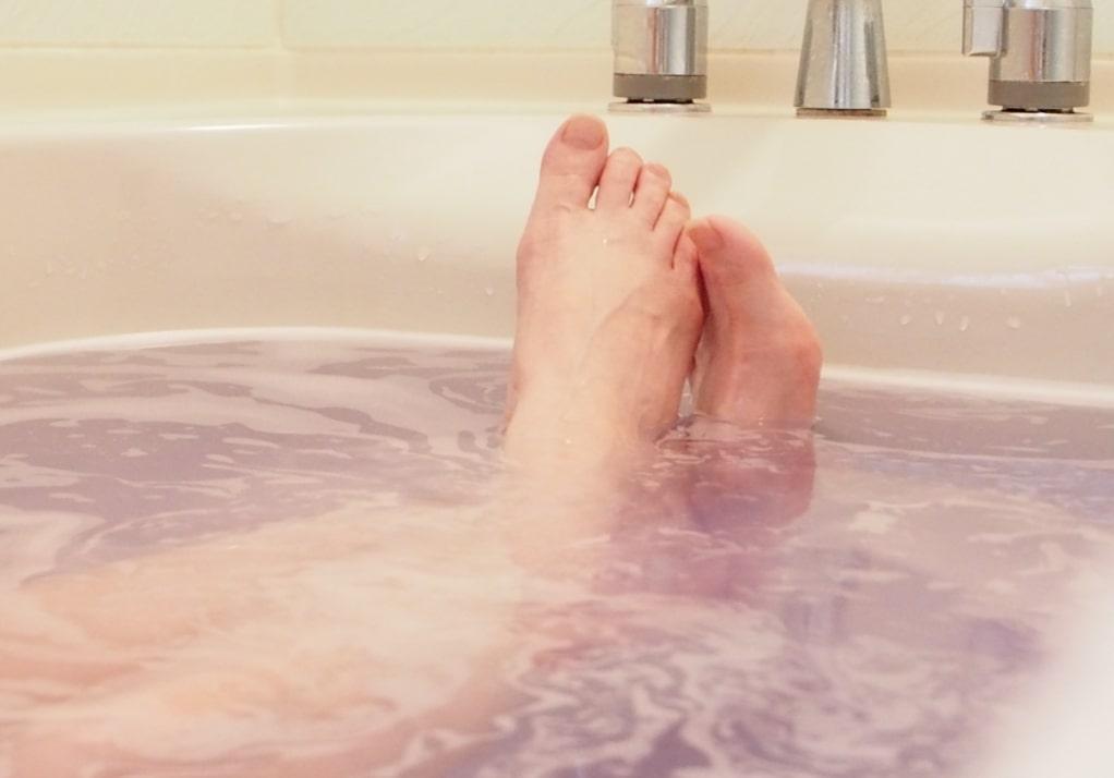 血行不良 お風呂